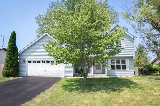 141 N Juniper Street, Cortland, IL 60112 (MLS #10443488) :: John Lyons Real Estate