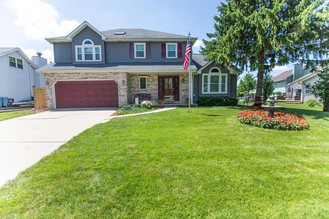 2914 Vimy Ridge Drive, Joliet, IL 60435 (MLS #10443523) :: Berkshire Hathaway HomeServices Snyder Real Estate