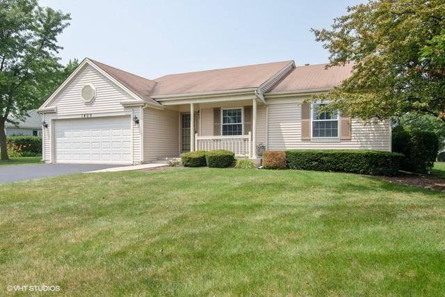 1409 Rose Court, Carol Stream, IL 60188 (MLS #10443588) :: Berkshire Hathaway HomeServices Snyder Real Estate