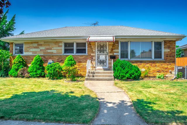 7158 W Lill Street, Niles, IL 60714 (MLS #10443641) :: John Lyons Real Estate