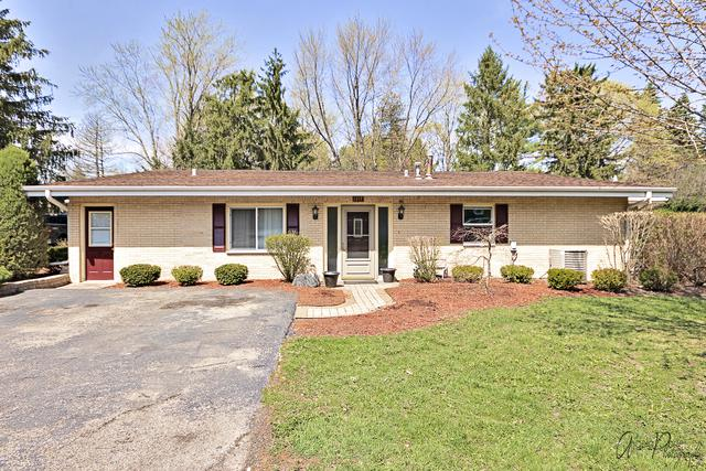 1317 N Cedar Lake Road, Lake Villa, IL 60046 (MLS #10443799) :: Berkshire Hathaway HomeServices Snyder Real Estate
