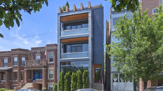 2706 N Ashland Avenue #1, Chicago, IL 60614 (MLS #10444247) :: Baz Realty Network | Keller Williams Elite