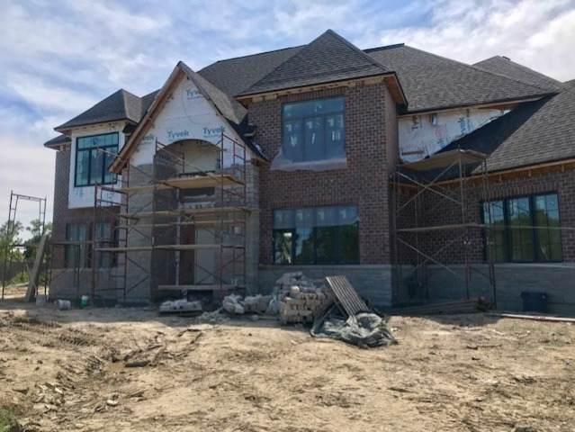 382 Highland Court, Burr Ridge, IL 60527 (MLS #10444259) :: Berkshire Hathaway HomeServices Snyder Real Estate