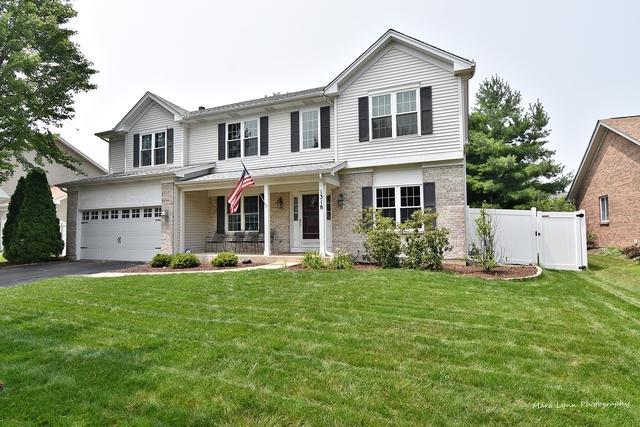 1318 Deerpath Circle, Aurora, IL 60506 (MLS #10444370) :: Berkshire Hathaway HomeServices Snyder Real Estate