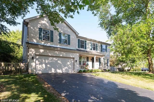 160 S Oakleaf Road, Algonquin, IL 60102 (MLS #10444373) :: Ryan Dallas Real Estate