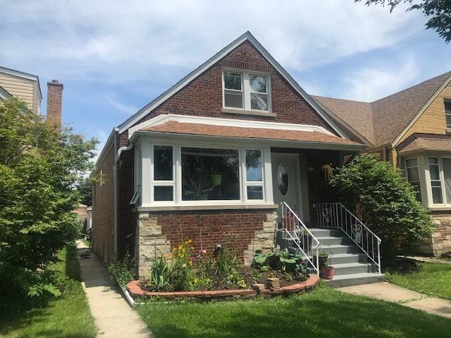 3732 W 66th Street, Chicago, IL 60629 (MLS #10444436) :: The Perotti Group | Compass Real Estate