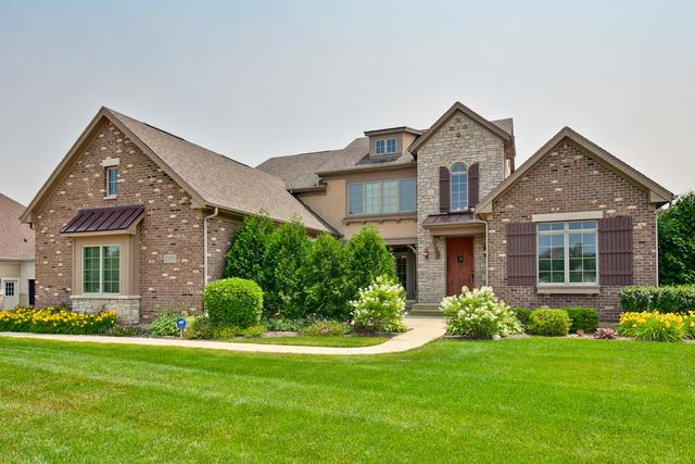 23553 N Sanctuary Club Drive, Kildeer, IL 60047 (MLS #10444454) :: Helen Oliveri Real Estate