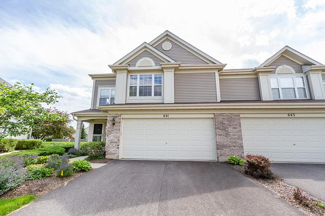 641 Yorkshire Lane, Pingree Grove, IL 60140 (MLS #10444498) :: The Perotti Group | Compass Real Estate