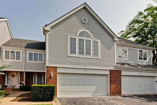 691 Monroe Drive, Lindenhurst, IL 60046 (MLS #10444499) :: Angela Walker Homes Real Estate Group
