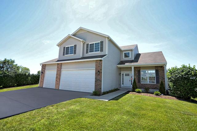 1014 Eagle Point Drive, Matteson, IL 60443 (MLS #10444590) :: The Perotti Group | Compass Real Estate
