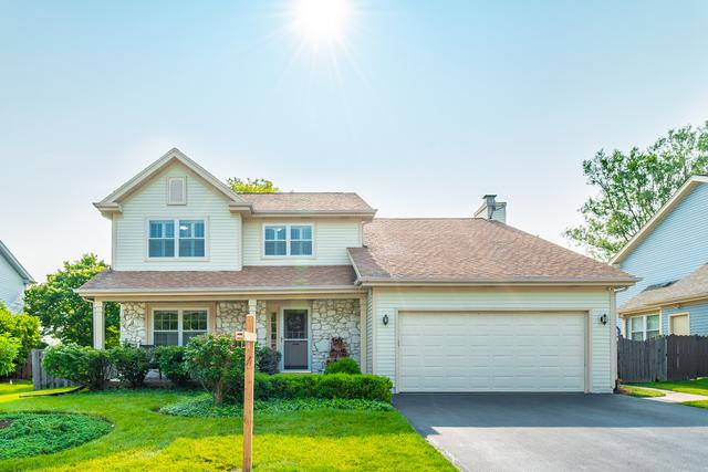 588 Turtle Pond Court, Lake Zurich, IL 60047 (MLS #10444607) :: The Perotti Group | Compass Real Estate