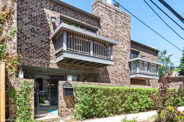 1154 W Dickens Avenue, Chicago, IL 60614 (MLS #10444647) :: Helen Oliveri Real Estate