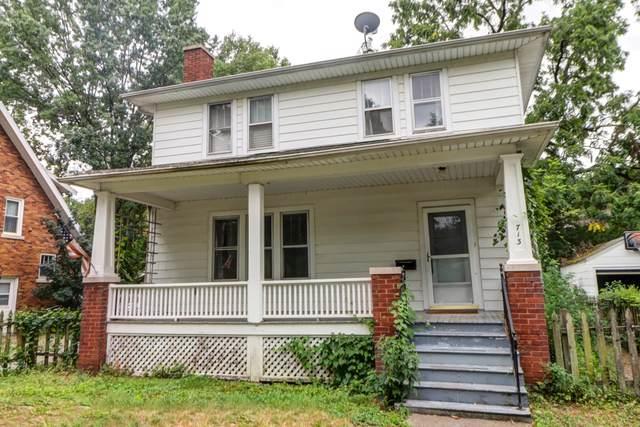 713 W Iowa Street, Urbana, IL 61801 (MLS #10444697) :: Ryan Dallas Real Estate