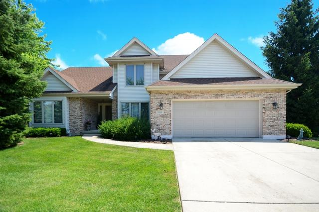 808 Dover Way, Shorewood, IL 60404 (MLS #10444720) :: The Perotti Group | Compass Real Estate