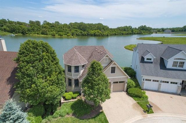 13153 S Lake Mary Drive, Plainfield, IL 60585 (MLS #10444721) :: The Perotti Group | Compass Real Estate