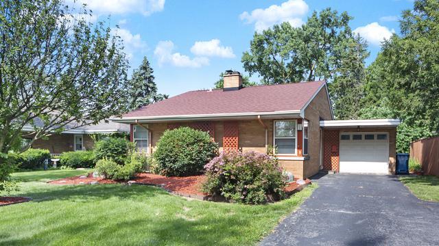 544 S Hillcrest Avenue, Elmhurst, IL 60126 (MLS #10444724) :: The Perotti Group | Compass Real Estate