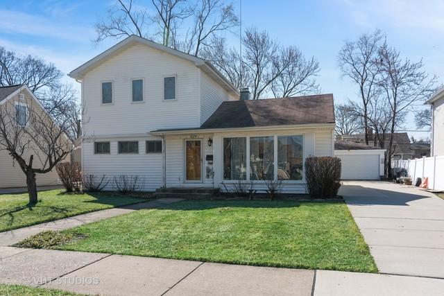 7029 Palma Lane, Morton Grove, IL 60053 (MLS #10444858) :: Berkshire Hathaway HomeServices Snyder Real Estate
