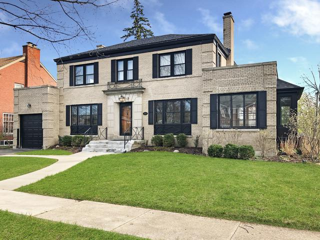 2038 Vardon Lane, Flossmoor, IL 60422 (MLS #10445006) :: The Mattz Mega Group