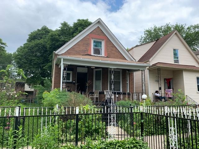 6343 S Wolcott Avenue, Chicago, IL 60636 (MLS #10445095) :: Property Consultants Realty