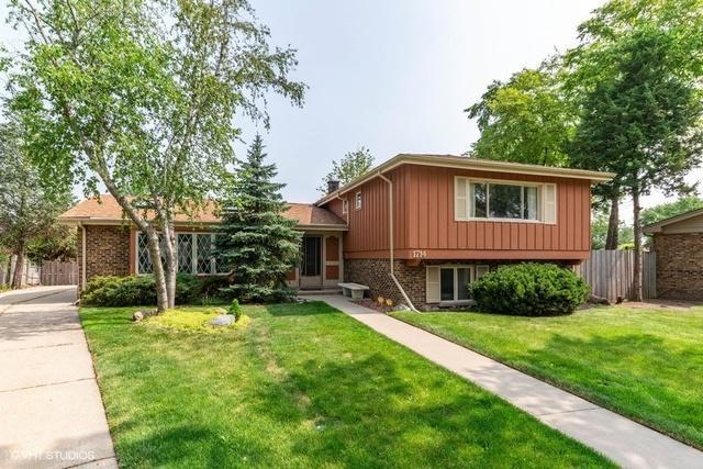 1714 W Stone Avenue, Addison, IL 60101 (MLS #10445113) :: Angela Walker Homes Real Estate Group