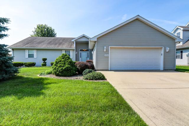 1711 Magnolia Drive, ST. JOSEPH, IL 61873 (MLS #10445302) :: Littlefield Group