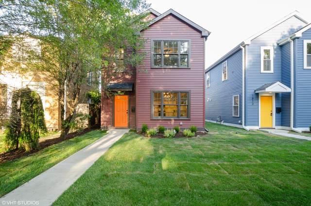 1815 Laurel Avenue, Evanston, IL 60201 (MLS #10445551) :: BNRealty