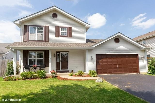 4102 Brenton Drive, Joliet, IL 60431 (MLS #10445658) :: Berkshire Hathaway HomeServices Snyder Real Estate