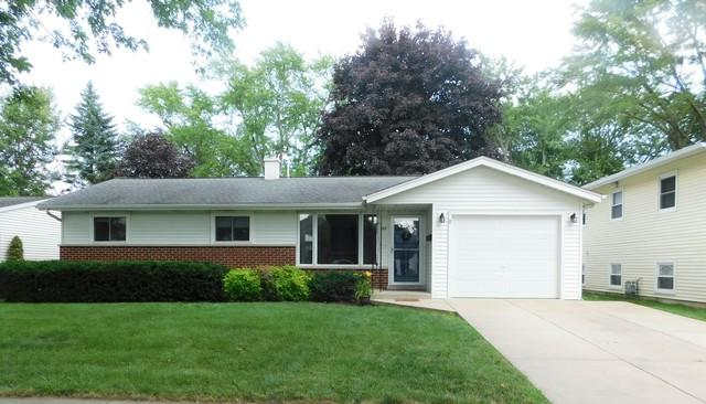495 Patton Drive, Buffalo Grove, IL 60089 (MLS #10445689) :: The Wexler Group at Keller Williams Preferred Realty