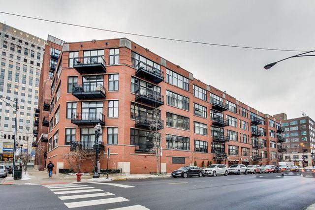 333 W Hubbard Street #610, Chicago, IL 60654 (MLS #10445878) :: Touchstone Group