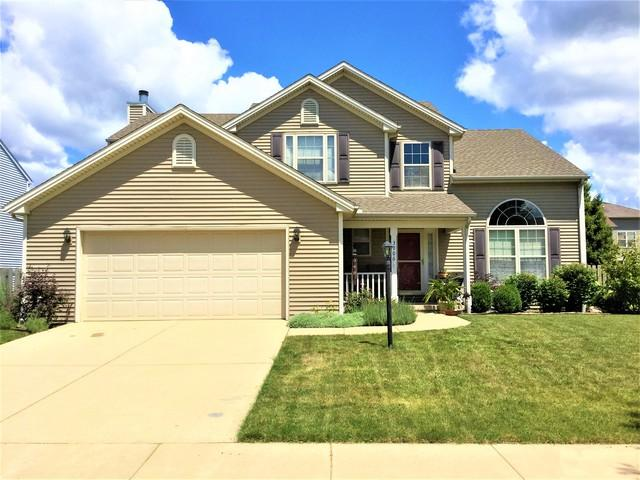 3906 Trailway Drive, Champaign, IL 61822 (MLS #10445930) :: The Wexler Group at Keller Williams Preferred Realty