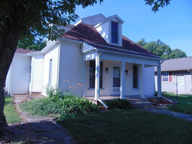 205 W Illinois Street, Mansfield, IL 61854 (MLS #10446131) :: Berkshire Hathaway HomeServices Snyder Real Estate