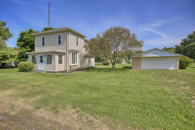 209 E Griggs Street, Mansfield, IL 61854 (MLS #10446171) :: Berkshire Hathaway HomeServices Snyder Real Estate
