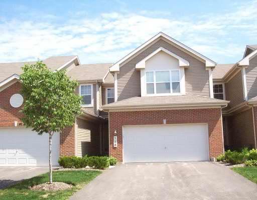 156 Fountain Grass Circle, Bartlett, IL 60103 (MLS #10446255) :: HomesForSale123.com