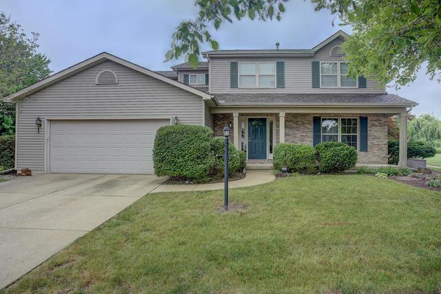 1410 Kimela Drive, Mahomet, IL 61853 (MLS #10446368) :: Property Consultants Realty