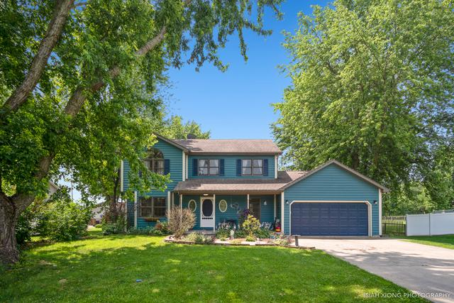 949 Banks Court, Lake Holiday, IL 60548 (MLS #10446375) :: The Perotti Group | Compass Real Estate