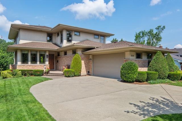 520 N Adams Street, Hinsdale, IL 60521 (MLS #10446394) :: Ryan Dallas Real Estate