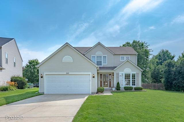 263 Lilac Drive, Romeoville, IL 60446 (MLS #10446399) :: Berkshire Hathaway HomeServices Snyder Real Estate