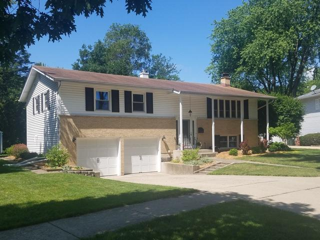 142 N Bissell Drive, Palatine, IL 60074 (MLS #10446407) :: Century 21 Affiliated