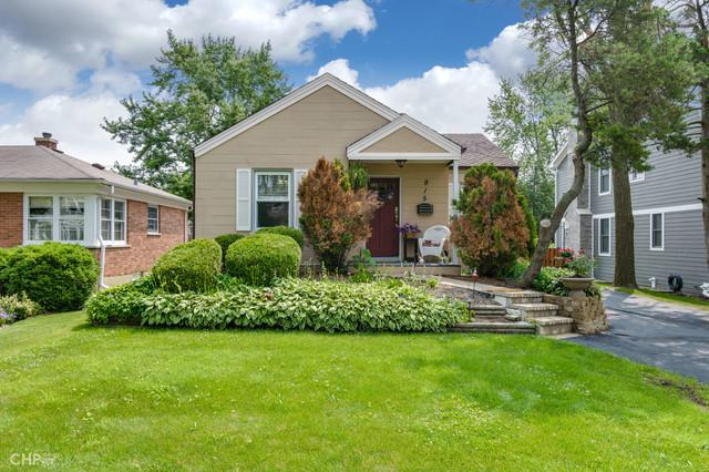 915 N Vail Avenue, Arlington Heights, IL 60004 (MLS #10446470) :: Berkshire Hathaway HomeServices Snyder Real Estate