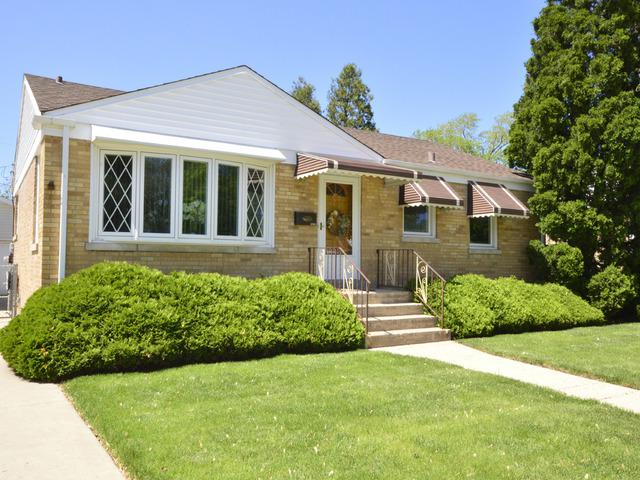 4442 Emerson Avenue, Schiller Park, IL 60176 (MLS #10446495) :: Property Consultants Realty