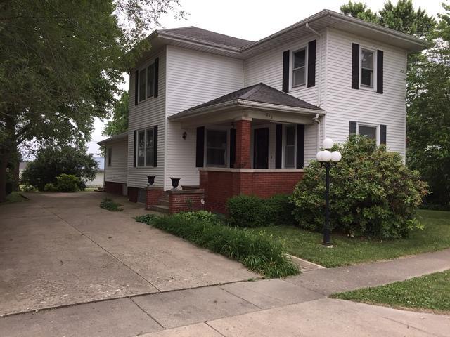 212 W Main Street, Maroa, IL 61756 (MLS #10446527) :: Berkshire Hathaway HomeServices Snyder Real Estate