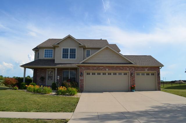 203 E Country Ridge Drive, Mahomet, IL 61853 (MLS #10446528) :: Property Consultants Realty