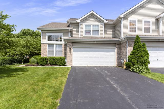 1596 Brittania Way, Roselle, IL 60172 (MLS #10446600) :: Berkshire Hathaway HomeServices Snyder Real Estate