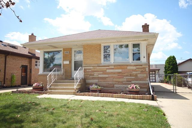 4562 Rose Street, Schiller Park, IL 60176 (MLS #10446779) :: Property Consultants Realty