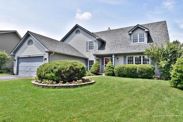 550 Flora Drive, Algonquin, IL 60102 (MLS #10446791) :: The Perotti Group   Compass Real Estate