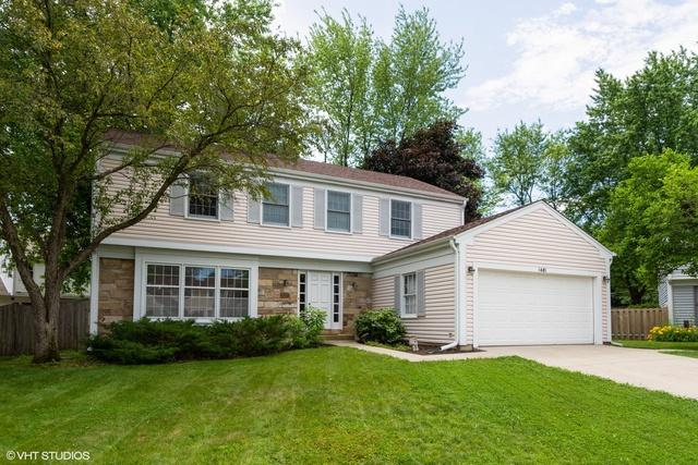 1461 Oxford Drive, Buffalo Grove, IL 60089 (MLS #10446844) :: The Wexler Group at Keller Williams Preferred Realty