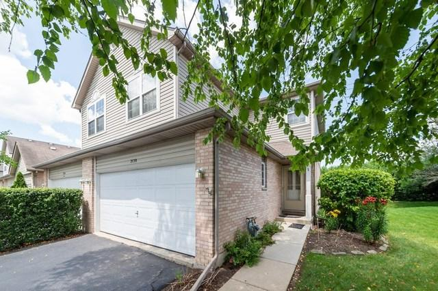 2138 W Adobe Drive #2138, Addison, IL 60101 (MLS #10446905) :: Property Consultants Realty