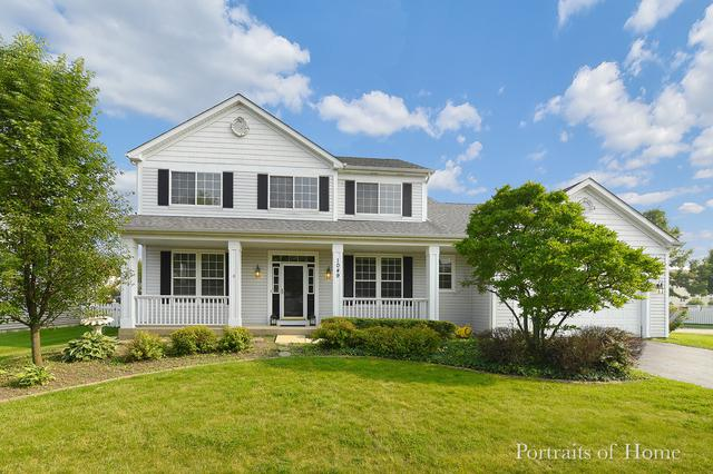 1049 Vineyard Lane, Aurora, IL 60502 (MLS #10446906) :: Berkshire Hathaway HomeServices Snyder Real Estate