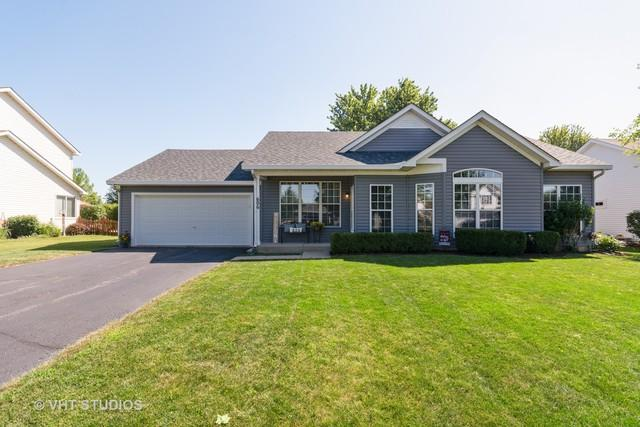 606 Salem Circle, Oswego, IL 60543 (MLS #10446945) :: The Wexler Group at Keller Williams Preferred Realty