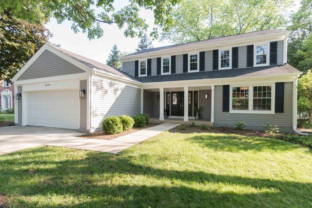 2653 Longview Drive, Lisle, IL 60532 (MLS #10447232) :: Helen Oliveri Real Estate